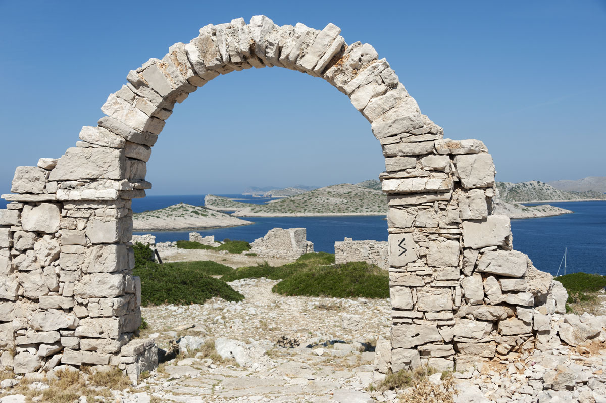 Mana Island Kornati ceremonija location super